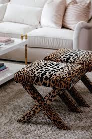 leopard home decor faux python x bench jayson home hg top5star com