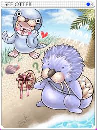 sea otter card ragnarok kafra item