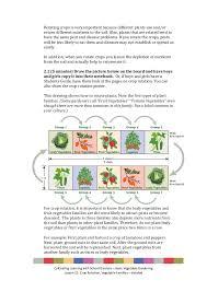 lesson 12 basic vegetable gardening crop rotation and veget u2026