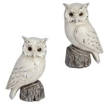 owl ornaments rustic owl ornaments from