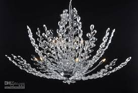 Tree Chandelier Spectacular French Italian Led Crystal Chandelier Crystal Tree