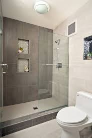 Modern Walkin Showers Small Bathroom Designs With WalkIn - Tiling bathroom designs