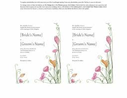 exles of wedding program wedding invitations watercolor design 2 per page works with