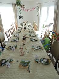 decoration table anniversaire 80 ans les 4 ans d u0027adrien harmonille