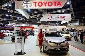 toyota automobiles singapore motorshow 2017 photojournalist