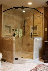 bathroom shower design ideas bathroom magnificent old home depot corner shower with stainless