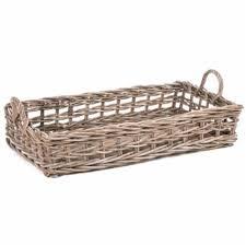 Rectangular Wicker Baskets