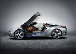 bmw i8 2018 bmw i8 to bring more power wireless charging roadster