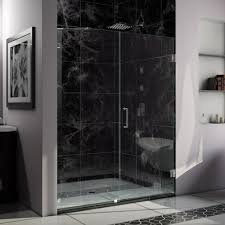 Replacement Shower Doors by Bathroom Cool Bathroom Design With Frameless Sliding Shower Door