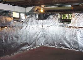 thermaldry basement wall insulation basement wall system