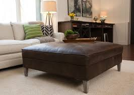 clever tufted ottoman coffee table round ottoman coffee table