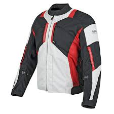 red and black motorcycle jacket 249 95 speed u0026 strength mens chain reaction textile 197877
