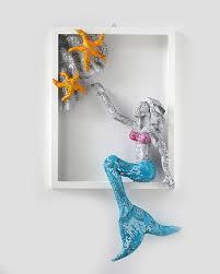 Mermaid Home Decor Dancers And Mermaid Art Nuntchi Wire Mesh Sculptures