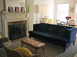 blue sofa living room 8 best upstairs loft images on pinterest blue sofas blue living