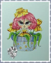 Challenge Flower Pot Lacy Challenge Daffe Dil Flower Pot Pretty