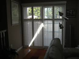 patio doors outstanding woodentio door blinds images concept wood