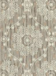 home decor print fabric iman mythical medallion pearl sewing