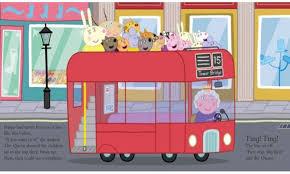 Peppa Pig 2017 Book Capital Idea For Peppa Toys N Playthings