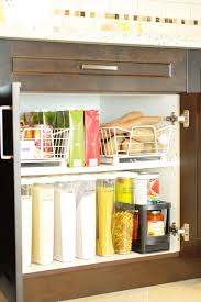 ways to organize kitchen cabinets home design ideas