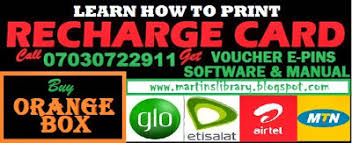 Business Card Printing Software How To Start Recharge Card Printing Business In Nigeria Get