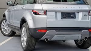 silver range rover evoque 2017 land rover range rover evoque l538 my17 td4 150 se indus