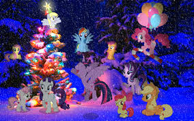christmas day at cartoon world steller3d awesome hd images