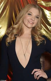 Natalie Dormer Pictures Natalie Dormer Displays Her Cleavage At Game Of Thrones Season 5