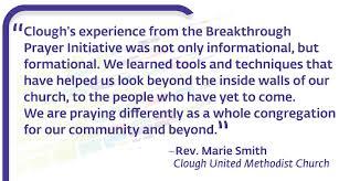 methodist prayer breakthrough prayer initiative west ohio conference of the