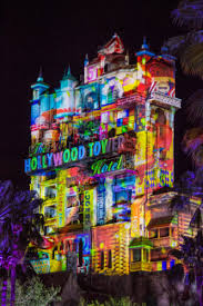 sneak preview tower of terror sunset seasons greetings show