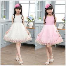 online cheap new 2016 big girls summer princess dress cute