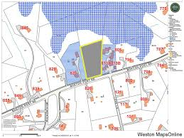 Gis Map 819 Boston Post Road In Weston For Sale Great Estate