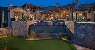 backyard putting green lighting golf putting green artificial grass arizona