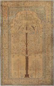 oversized antique khorassan tree of rug 41935 nazmiyal