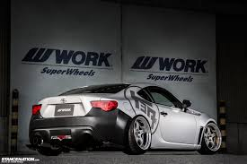 stanced supra stanced toyota gt 86 rc is rough autoevolution