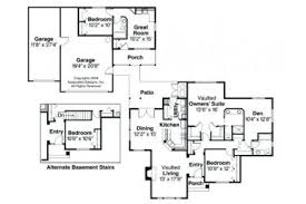 house plans with apartment attached in suite plans attached guest house arts on with apartment