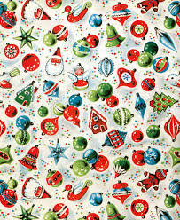 discount christmas wrapping paper retro vintage christmas ornaments christmas paper digital image