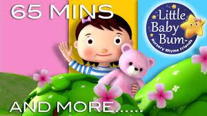 teddy bear teddy bear plus lots more nursery rhymes 65 minutes