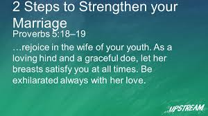 marriage proverbs strengthening your marriage 1 corinthians 7 ppt