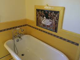 Bathroom Ceramic Tile by Decorative Tiles For Bathrooms Modern Or Spanish Deco Tiles