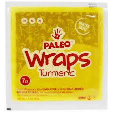 where to buy paleo wraps julian bakery paleo wraps turmeric 7 wraps 3 5 oz 98 g iherb
