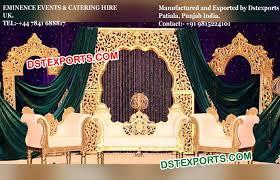wedding backdrop manufacturers uk panel frames for stage decoration dstexports