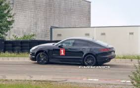 ugly porsche scoop ugly mule proves porsche working on new cayenne suv coupe