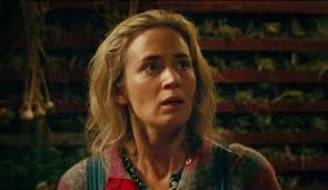 A Place Deaf A Place Trailer Krasinski Emily Blunt Horror