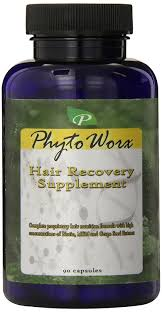 amazon com phytoworx hair recovery and regrowth supplement