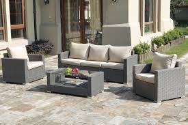 Outdoor Living Room Furniture 4 Pcs Set Outdoor Living Set Outdoor Furniture Showroom