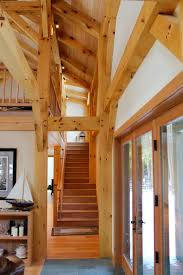 Build A Frame House by Timber Frames Benjamin U0026 Co Custom Home Builders Maine