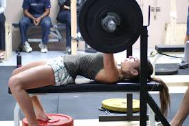 Bench Press Heavy The Ultimate Female Training Guide Specific Proven Methods To