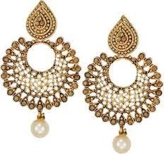 chandbali earrings online chandbali earrings buy chandbali earrings online at best prices