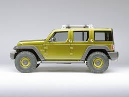 jeep concept cars 2004 jeep rescue concept pictures history value research news