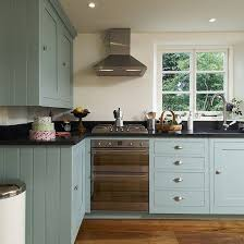 blue kitchen cabinet paint uk budget kitchen ideas kitchen ideas on a small budget